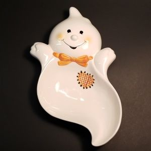 Ghost cookie dish/wall hanging HALLMARK